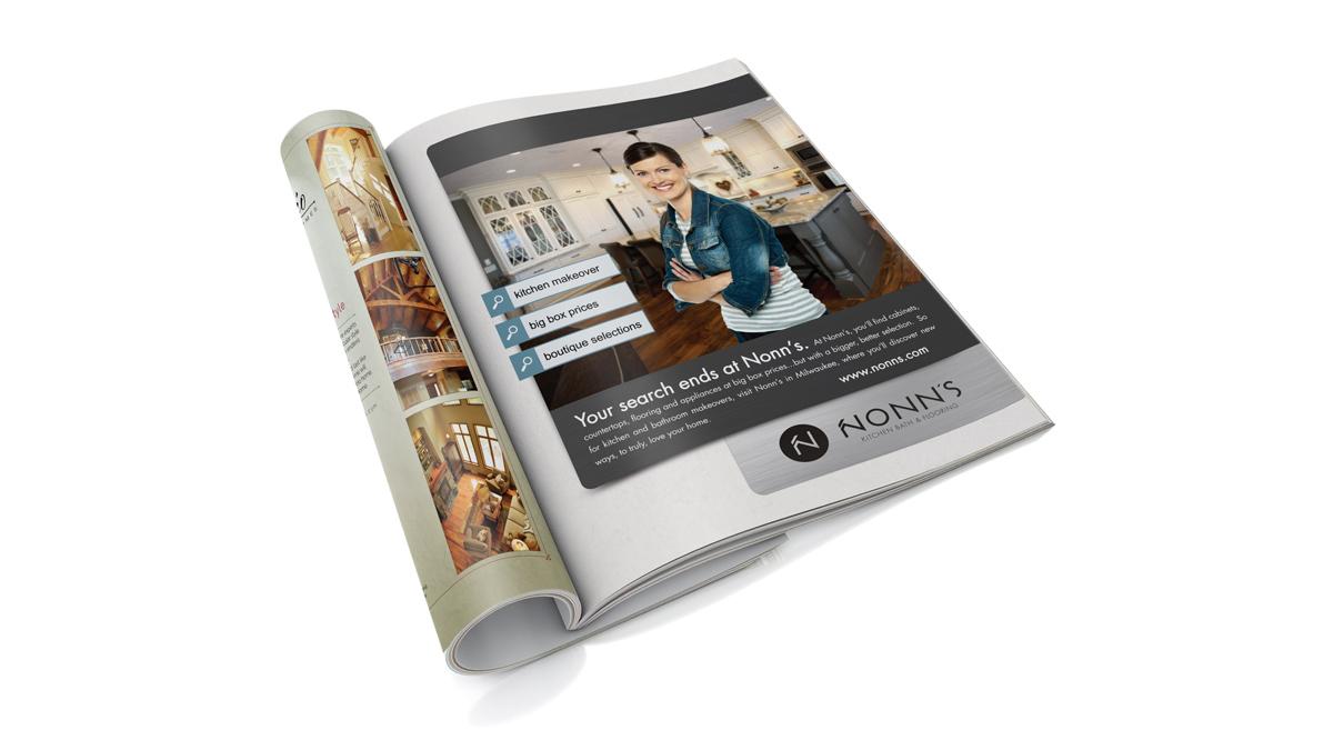 Nonn's Magazine Advertisement - 3