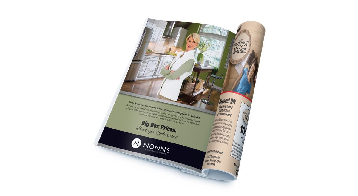 Nonn's 2016 Campaign - Magazine Advertising