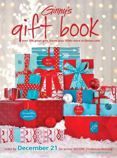 Ginny's Catalog - Gift Book Winter 2016