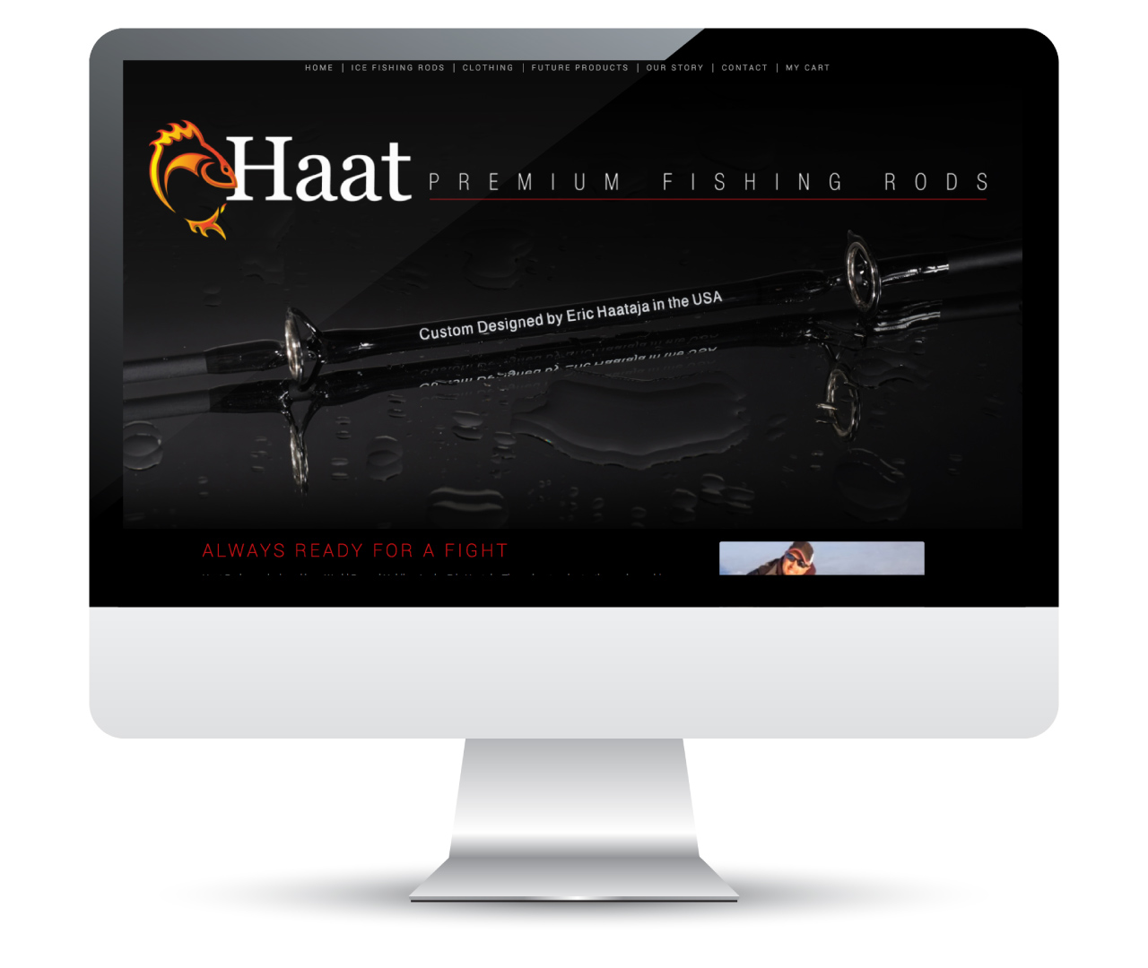 Haat Website Design & Development 1