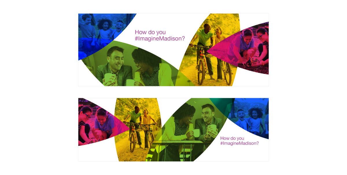 Imagine Madison - Social Graphic Design