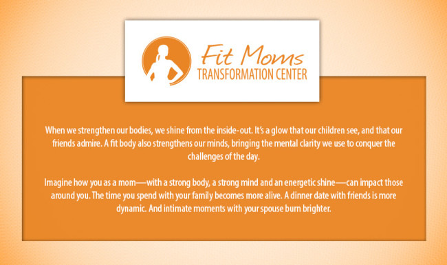 Fit Moms Transformation Center - Brand Messaging
