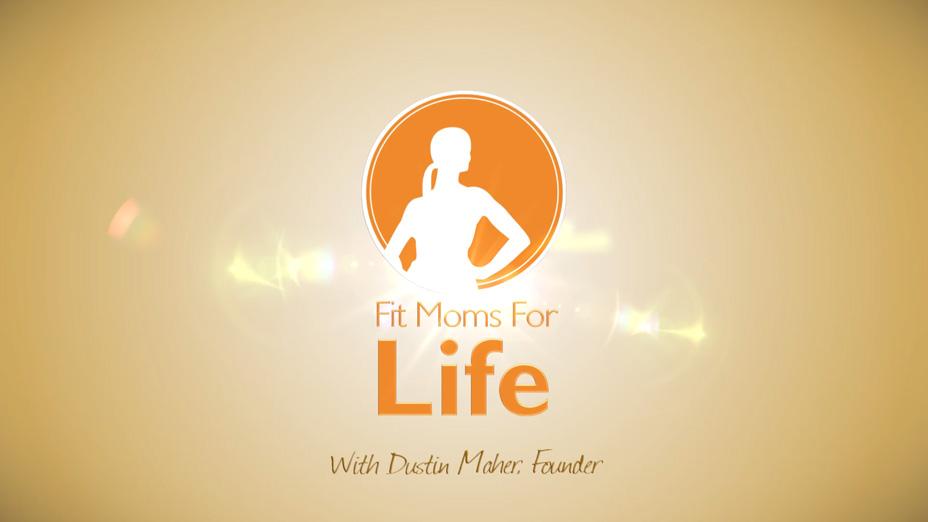 Logo Design Video Sting - Fit Moms For Life