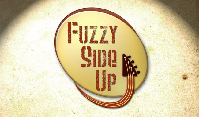 Fuzzy Side Up Logo Design - Brand Identity
