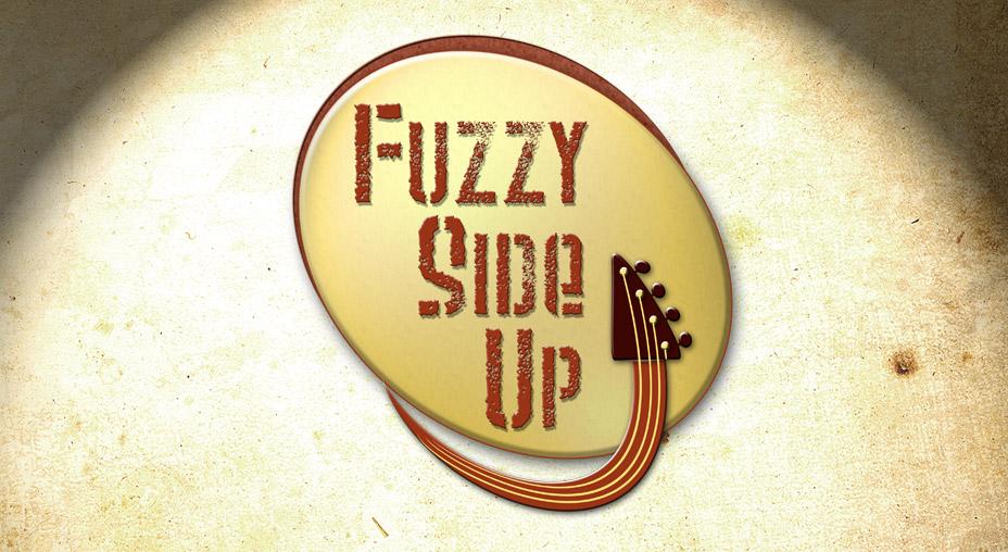 Fuzzy Side Up Logo Design - Brand Identity