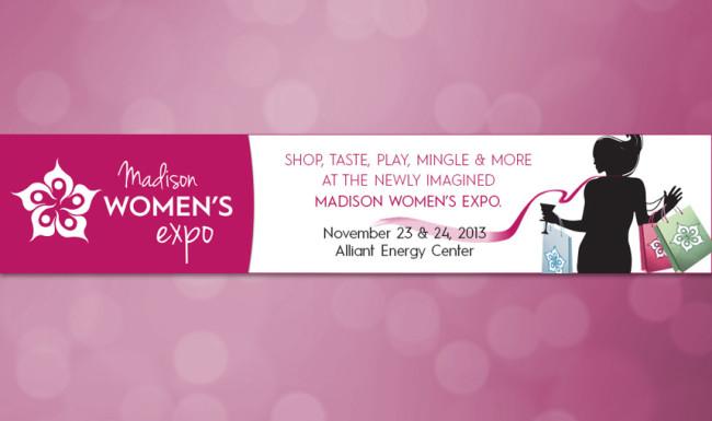 Madison Women's Expo - Web Advertising