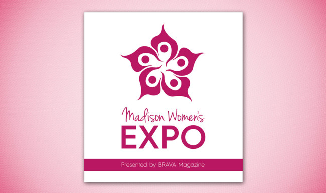 Madison Women's Expo Logo - Brand Identity