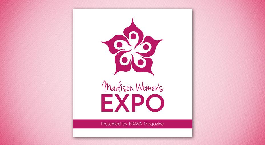 Madison Women's Expo Logo - Brand Identity