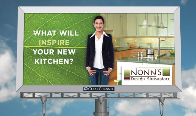 Leafy Inspiration - Nonn's Billboard Advertising