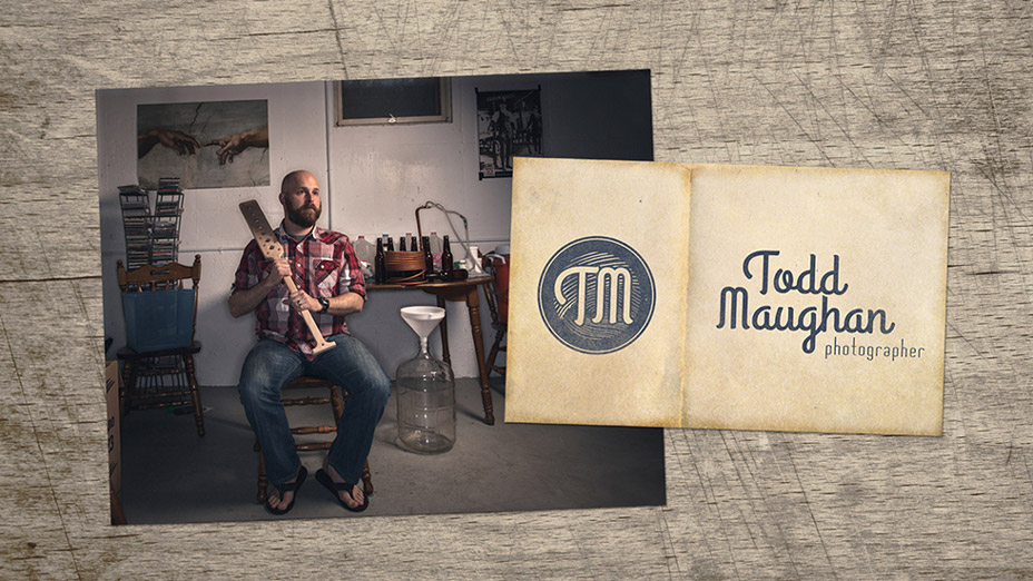 Brand Identity & Logo Design for Todd Maughan