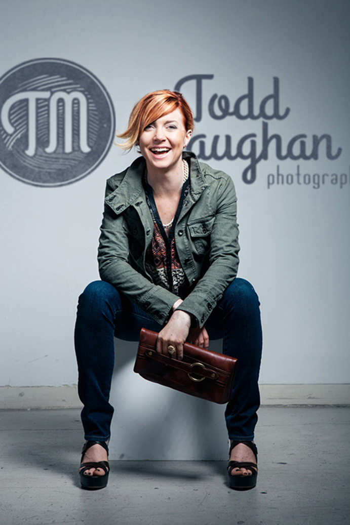 Brand Identity & Logo Application Todd Maughan