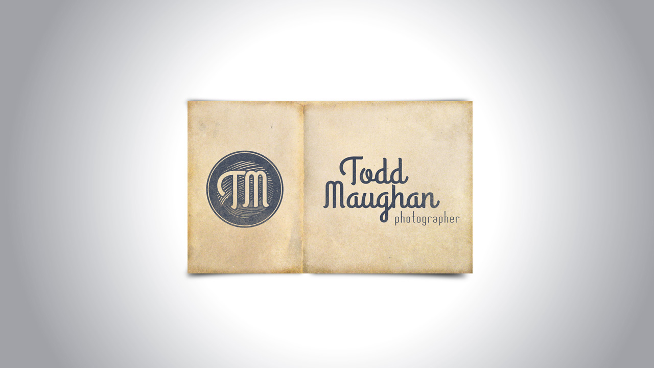 Todd Maughan Brand Identity