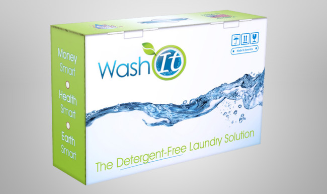 Wash It - Packaging Design