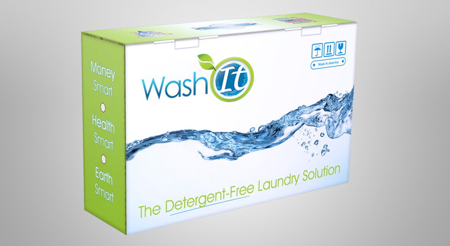 Wash It - Packaging Design