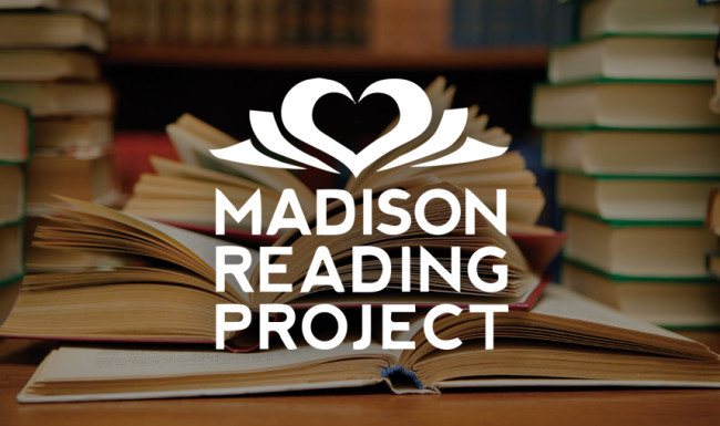 Brand Identity & Logo Design | Madison Reading Project