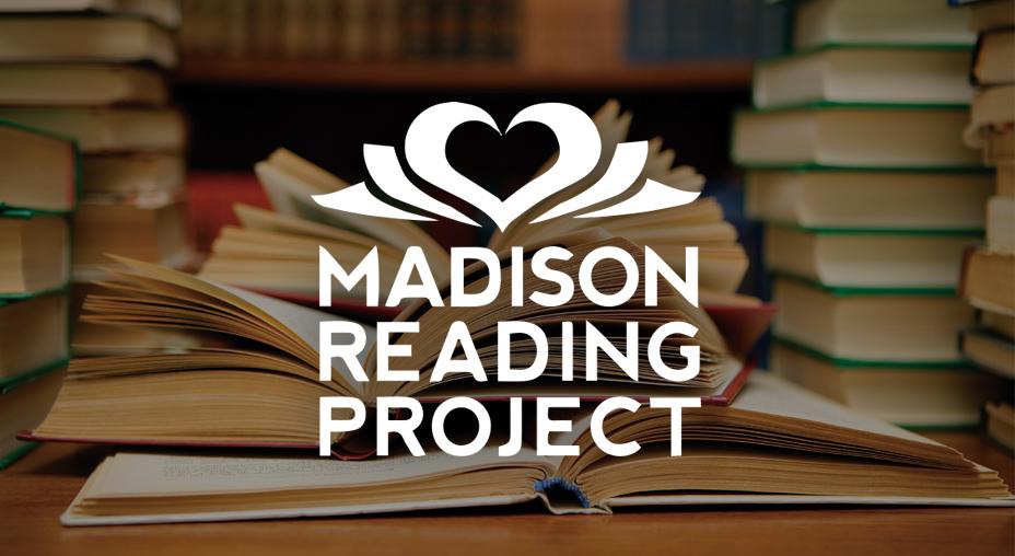 Brand Identity & Logo Design | Madison Reading Project