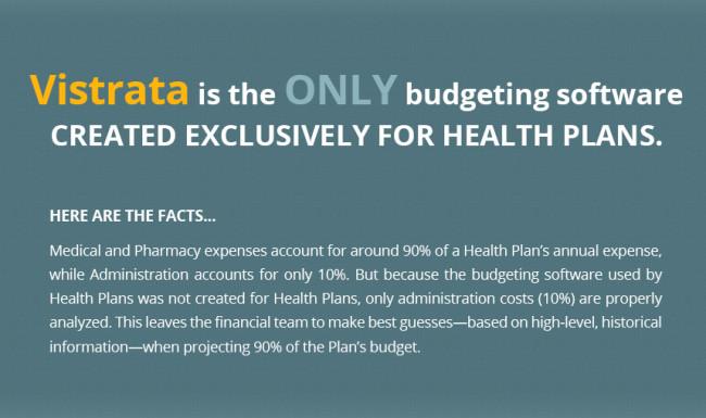 Brand Messaging Example 1 - Vistrata Health