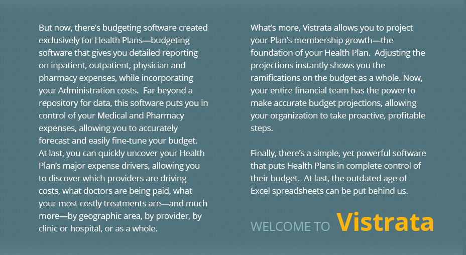 Vistrata Health - Brand Messaging Example 1, Continued