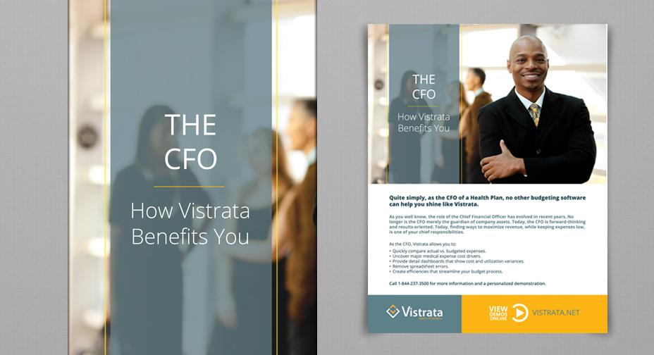 Advertising Graphic Design Material - CFO