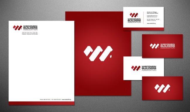 Branding & Collateral Design - Wisconsin Builders Association