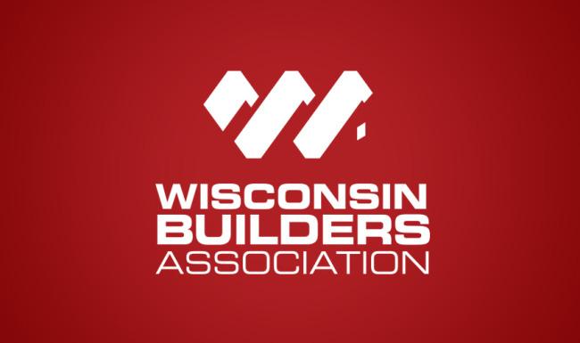 Logo Design - Wisconsin Builders Association