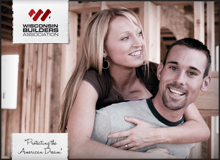 Wisconsin Builders Association - Print Advertising