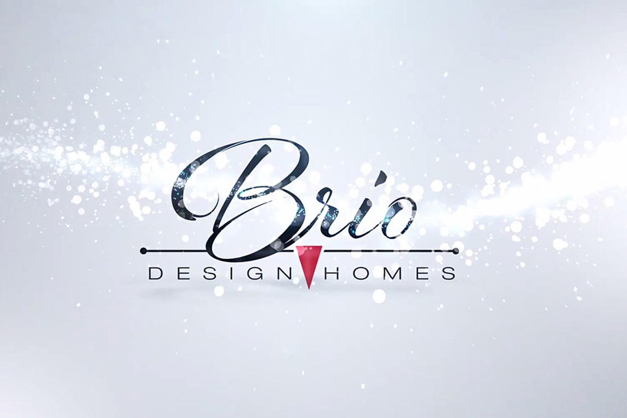 Brio Brand Identity: Logo Animation