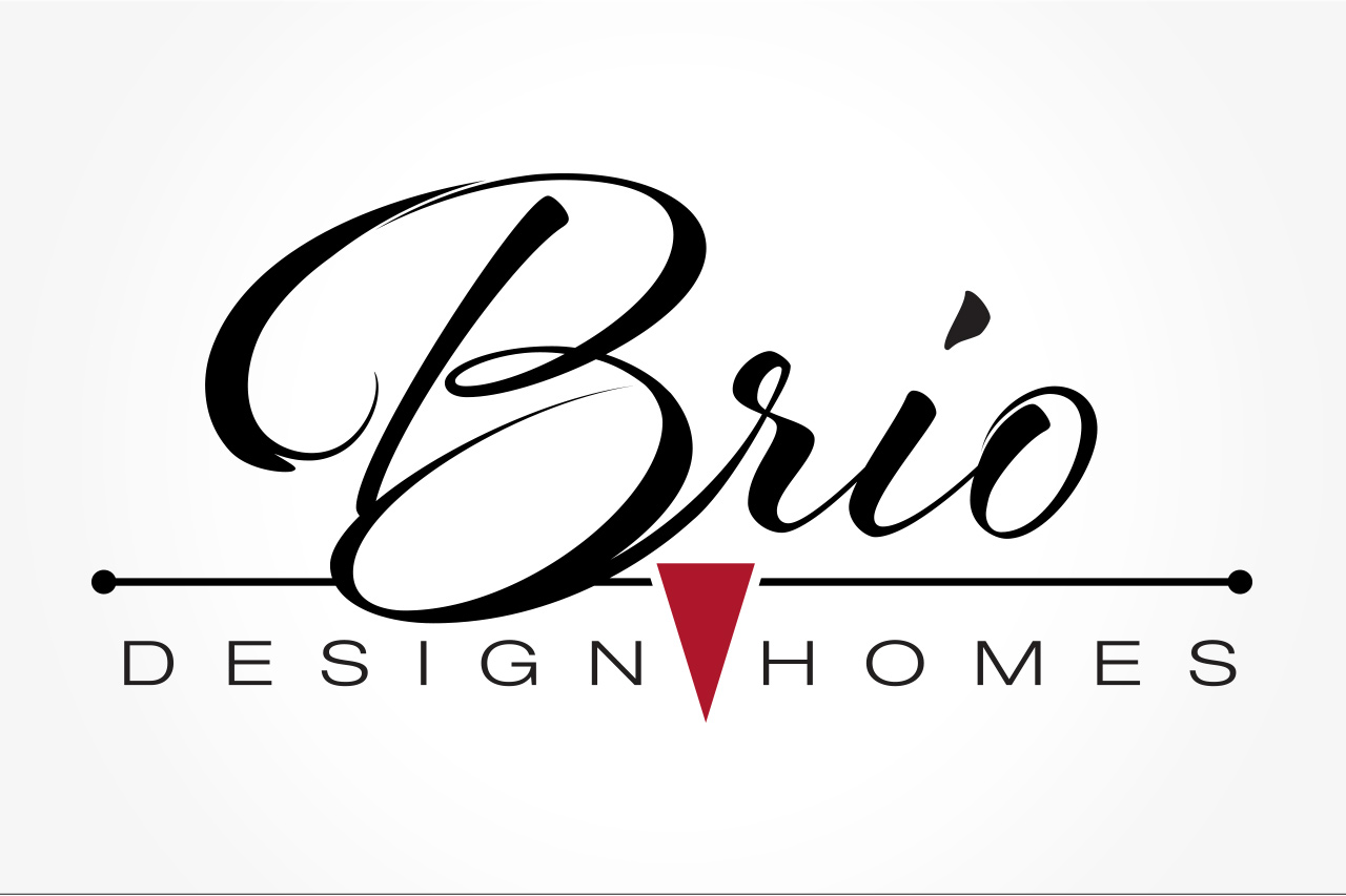 Brio Logo Design and Brand Identity: Primary Logo