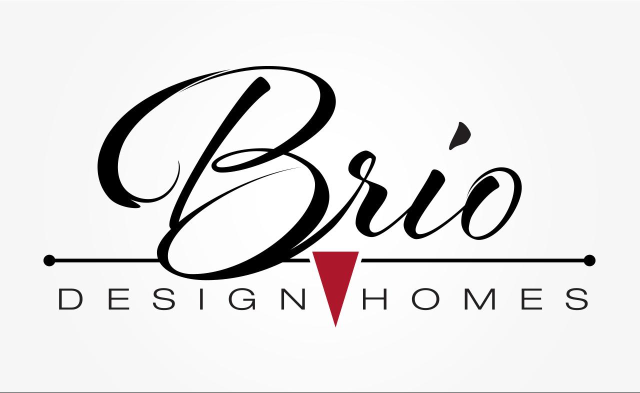 Brio Logo Design and Brand Identity: Primary Logo