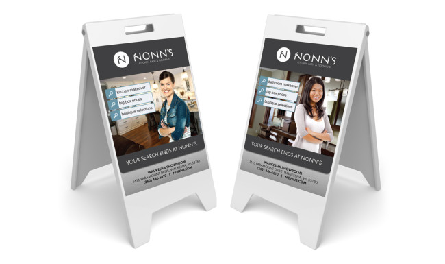 Nonn's Outdoor Signage