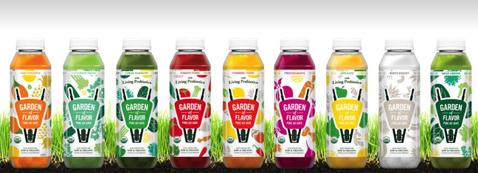 Garden of Flavor Picks Pop-Dot as Marketing Agency of Record