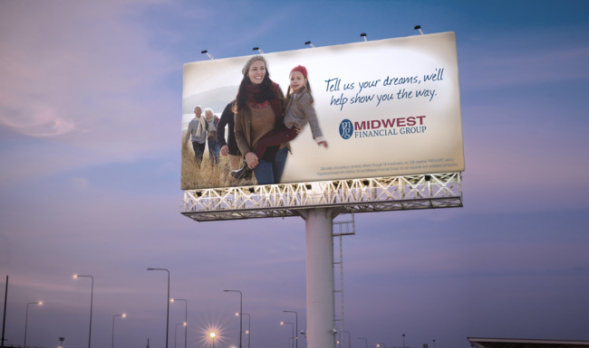 Midwest Financial Group - Outdoor Advertising