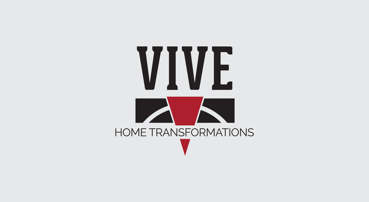 Vive Home Transformations - Logo Design 1