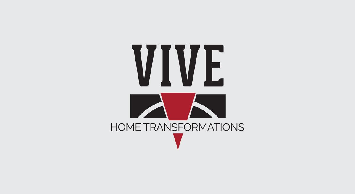 Vive Home Transformations - Logo Design 1