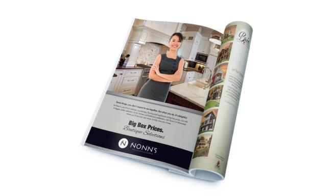 Nonn's 2016 Campaign - Magazine Advertising - 1