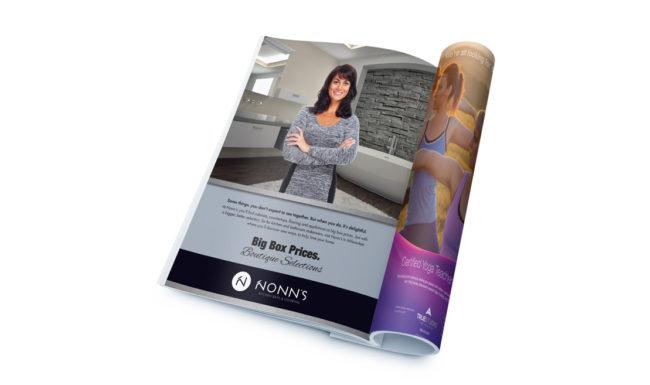Nonn's 2016 Campaign - Magazine Advertising - 2