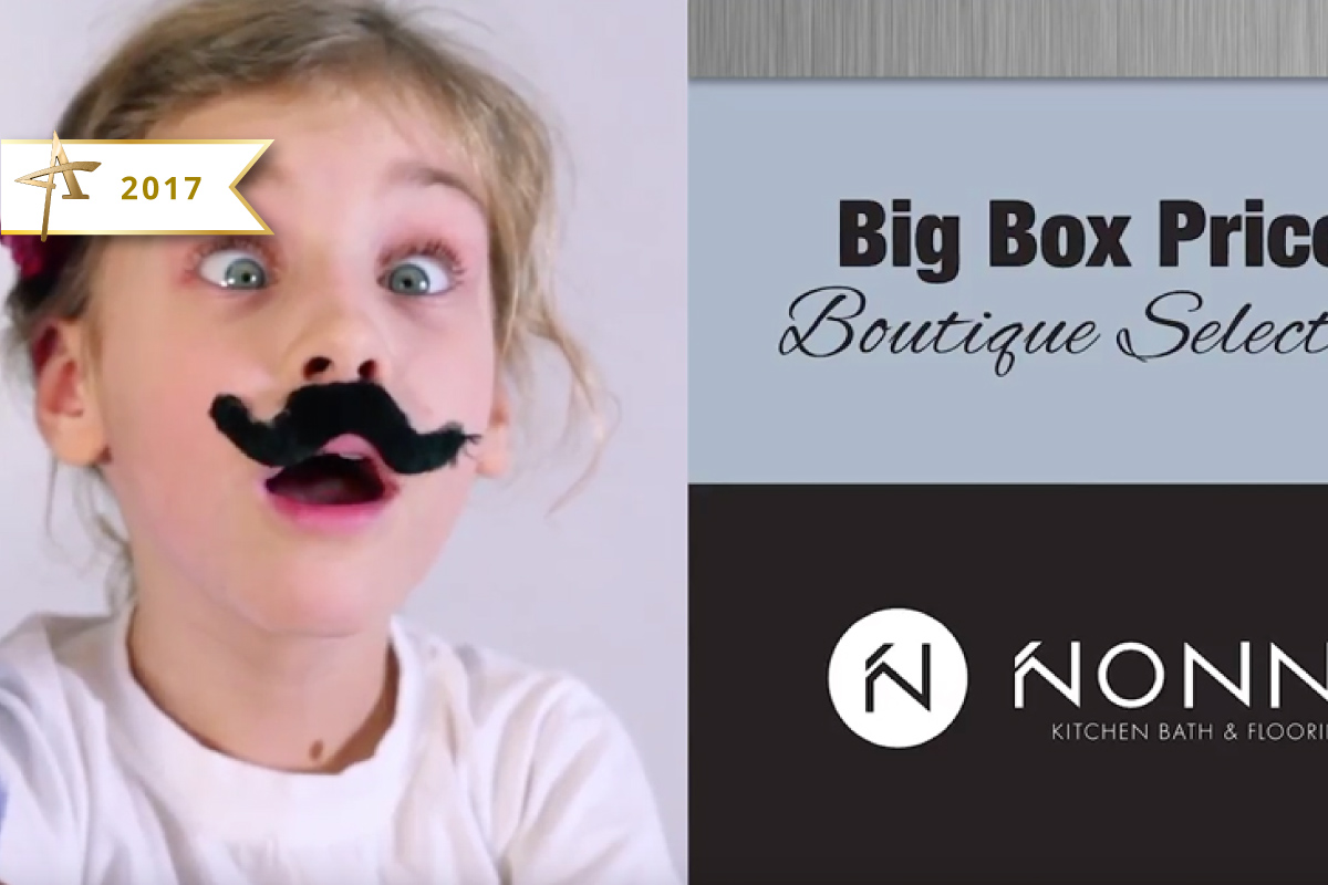 Television Advertising - Nonn's Moustaches - 2017 Gold ADDY Winner