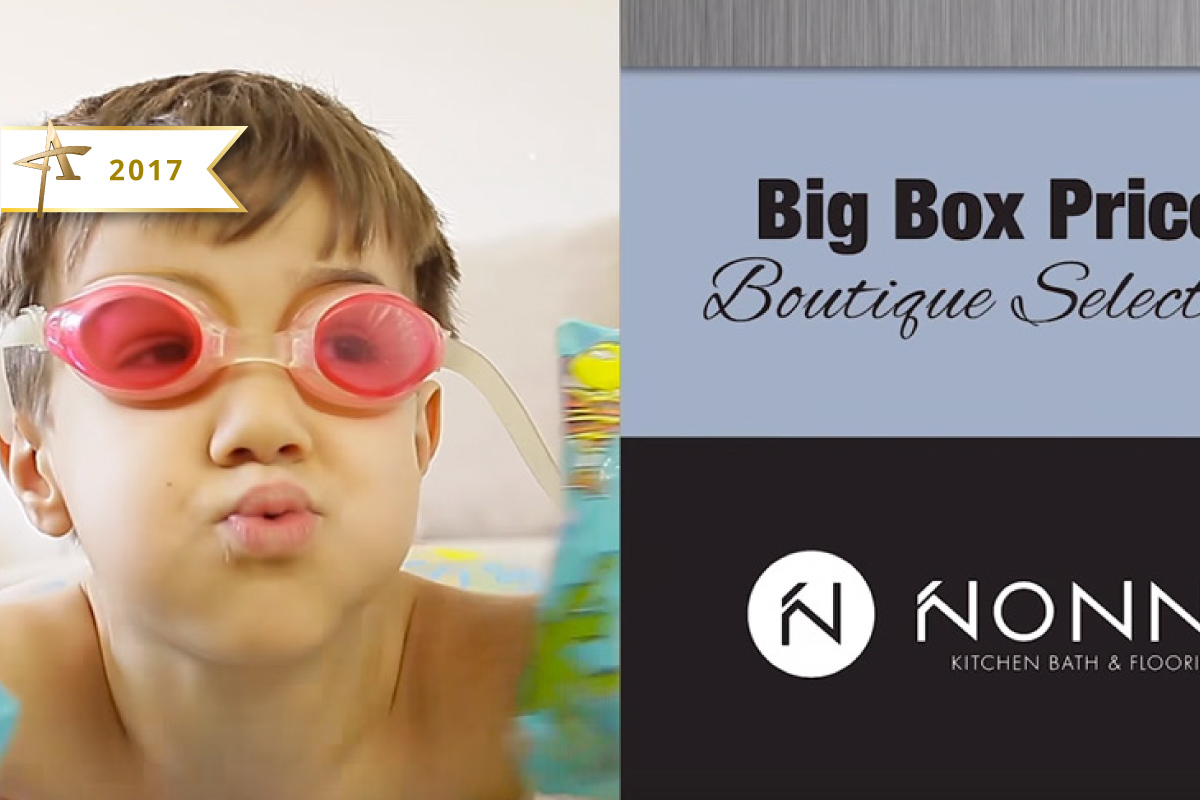 Television Advertising - Nonn's, Kids Swimming - 2017 Gold ADDY Winner