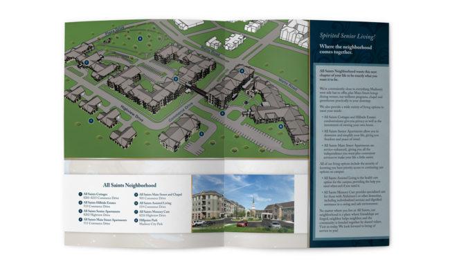 All Saints Brochure Design - 5