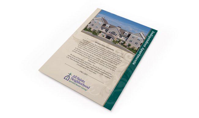 All Saints Neighborhood - Print Marketing 2