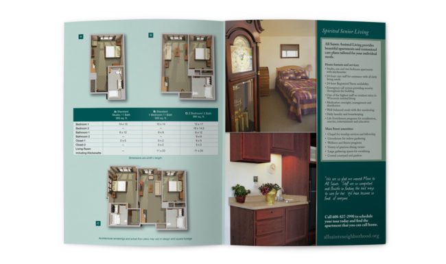 All Saints Assisted Living Sell Sheet - 2