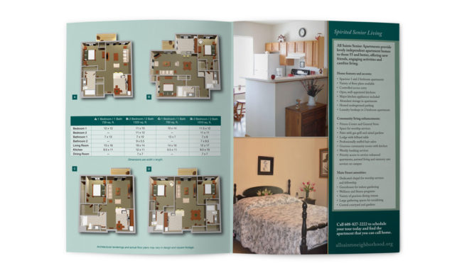 All Saints Independent Living Sell Sheet - 2