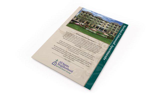 All Saints Neighborhood - Print Marketing 3