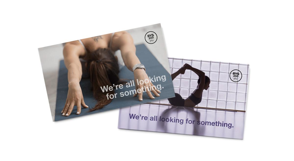 TRUE Studio - Certification Promotion Designs