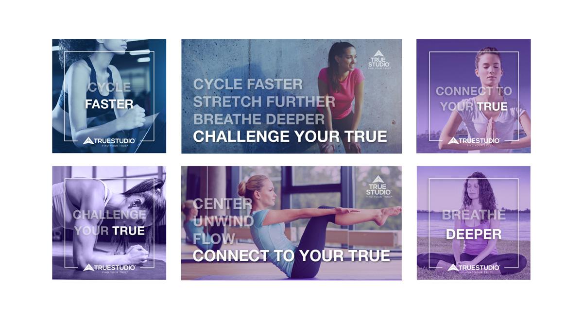 TRUE Studio - Social Graphic Design