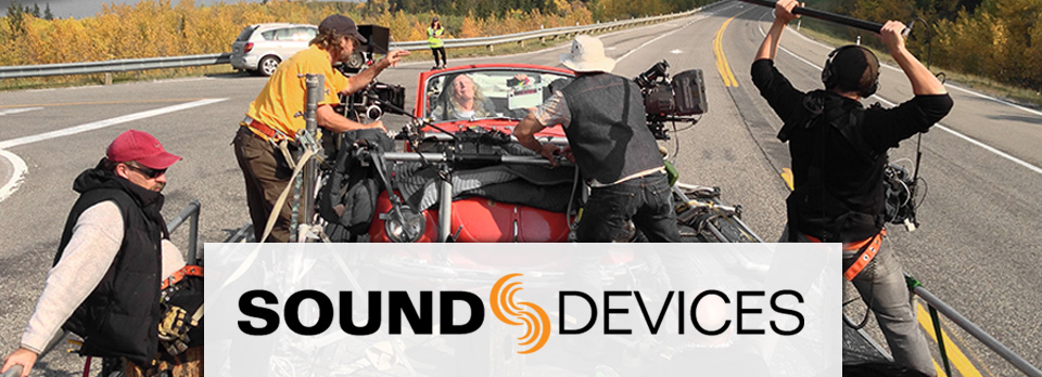 Hollywood Mainstay, Sound Devices, Select Pop-Dot