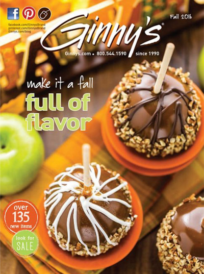 Ginny's Catalog - Full of Flavor (Fall 2016)