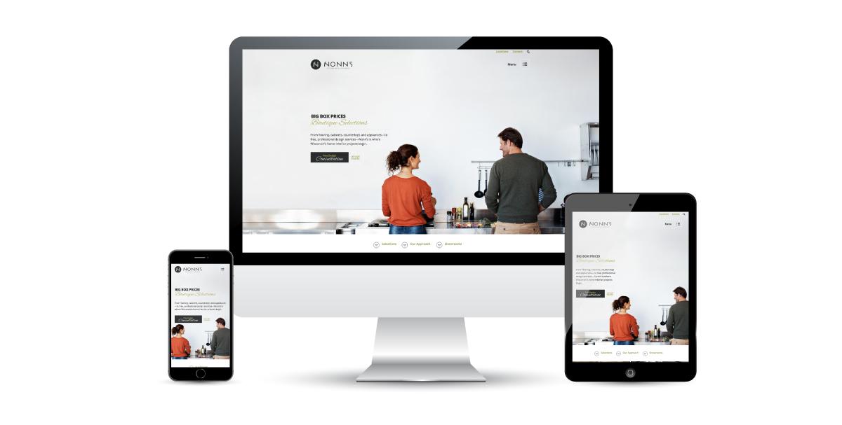 Nonn's Responsive Website Design