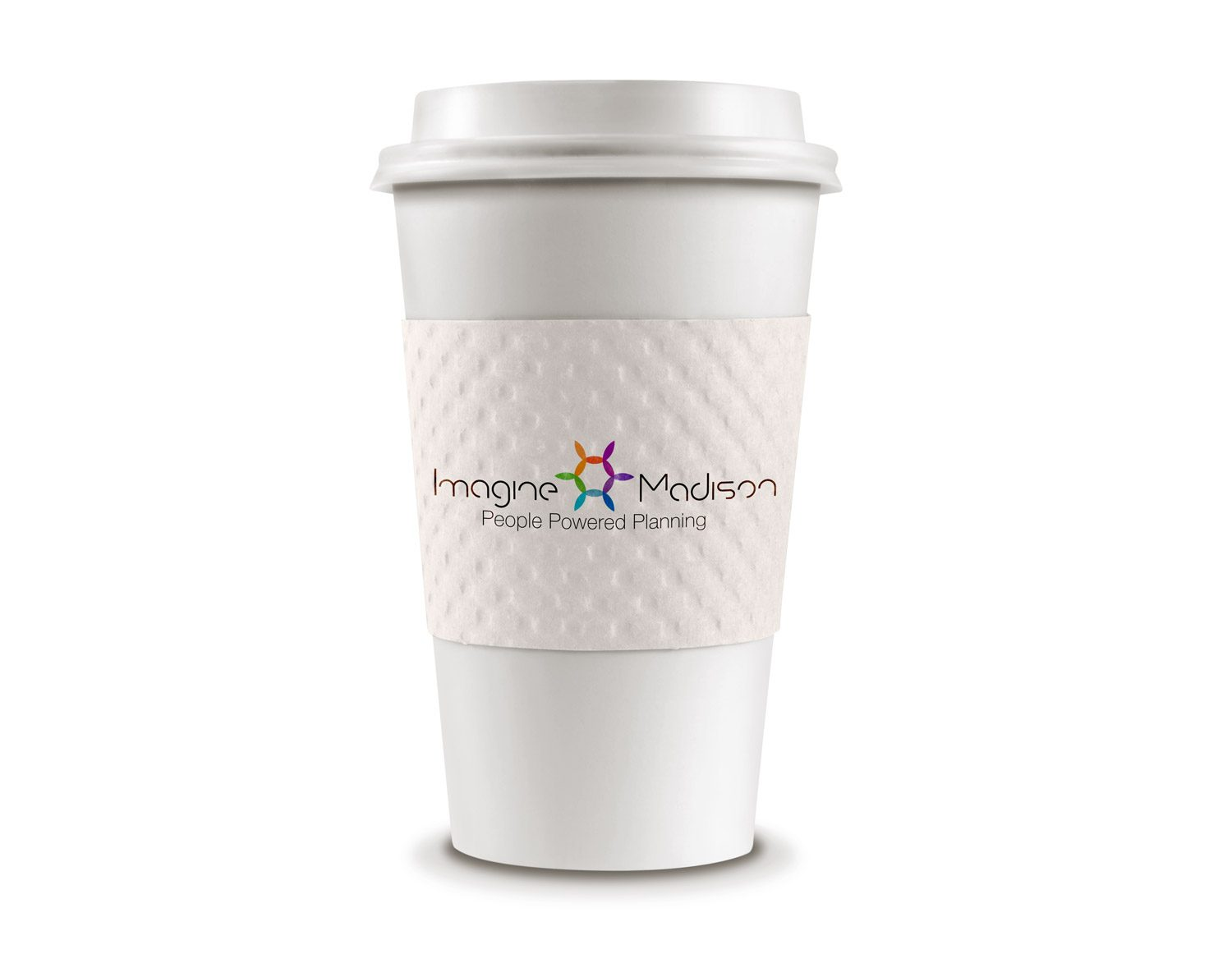 Imagine Madison Coffee Sleeves