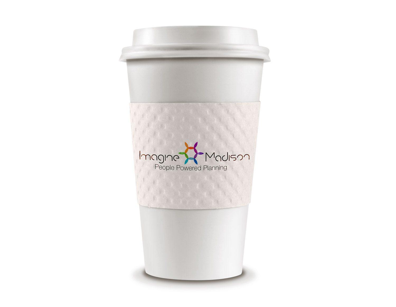 Imagine Madison Coffee Sleeves